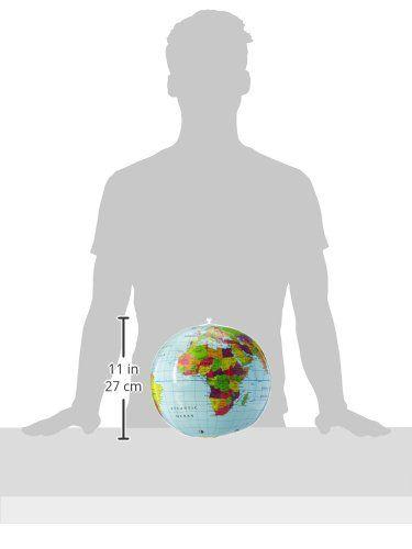 Globul pamantesc gonflabil 3