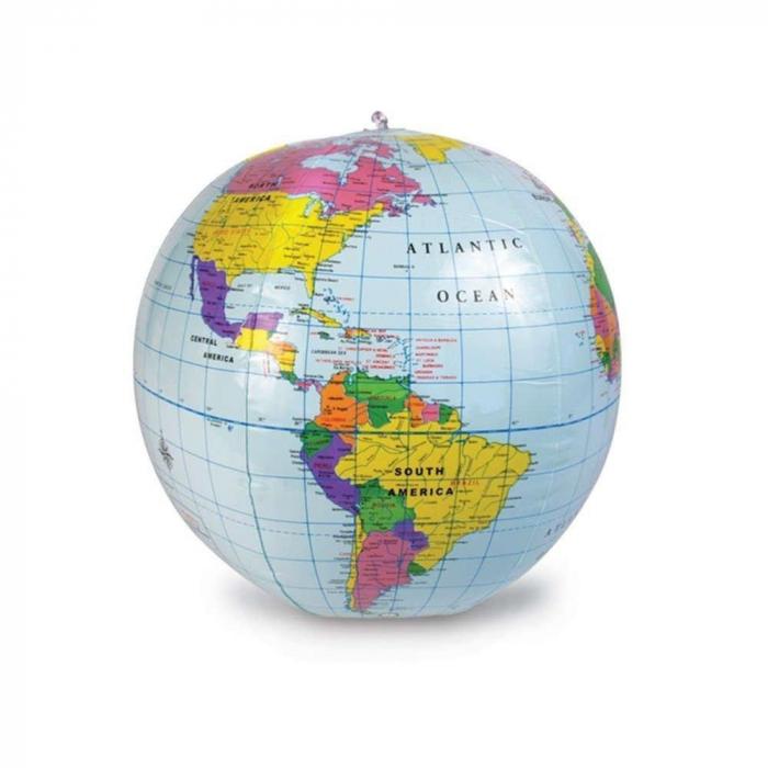 Globul pamantesc gonflabil 1