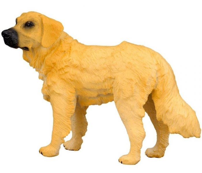 Golden Retriever M Animal figurina 0