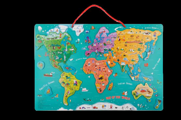 Harta lumii mare 5