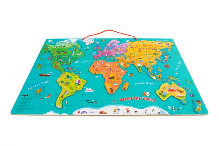 Harta lumii mare 0