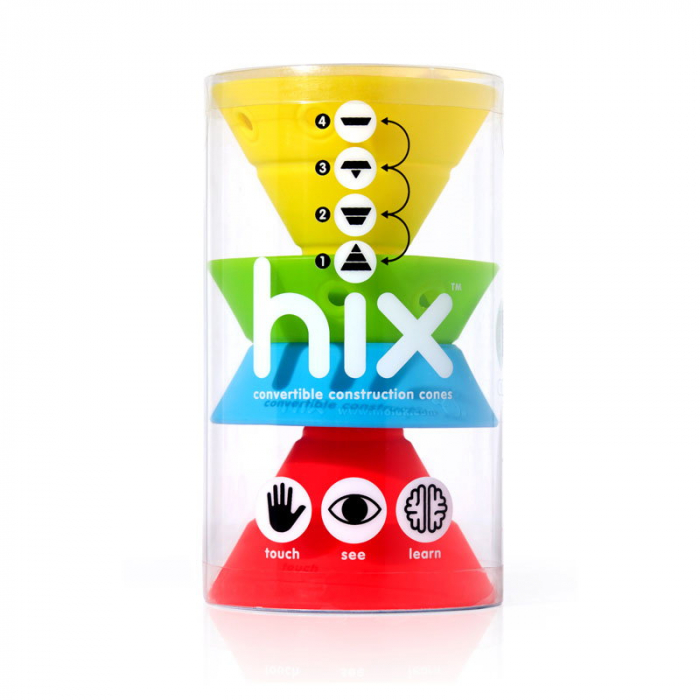 Hix - Conuri de constructie moi 0