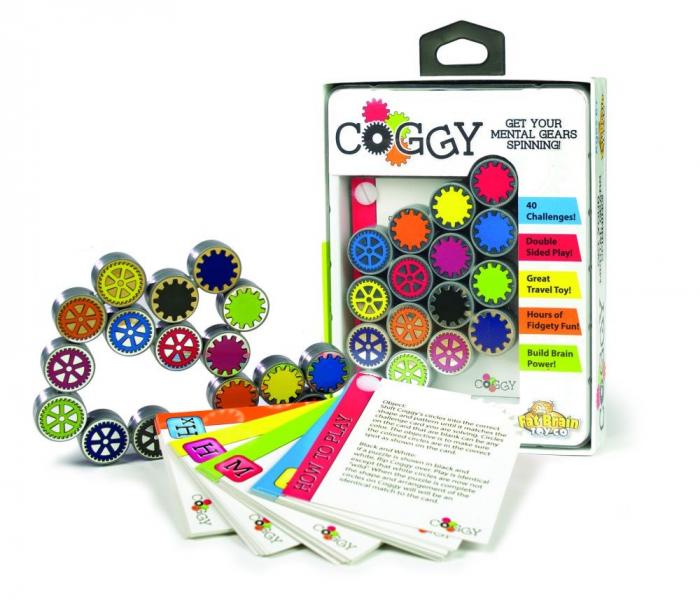 IQ puzzle Coggy Fat Brain Toys 0
