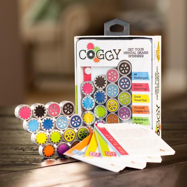 IQ puzzle Coggy Fat Brain Toys 1