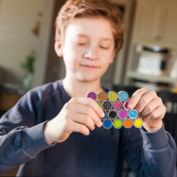 IQ puzzle Coggy Fat Brain Toys 4
