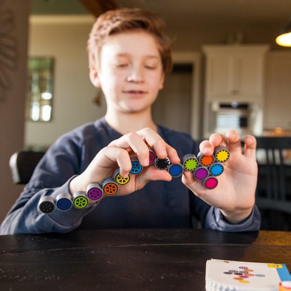 IQ puzzle Coggy Fat Brain Toys 3