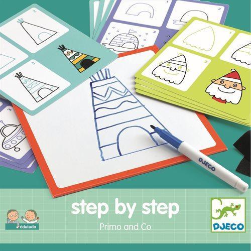 Deseneaza pas cu pas - Editie pentru juniori 1