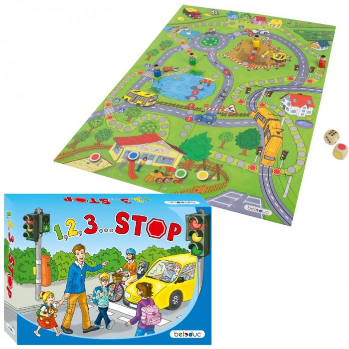 Joc 123 Stai! - Set dezvoltare gandire critica [0]