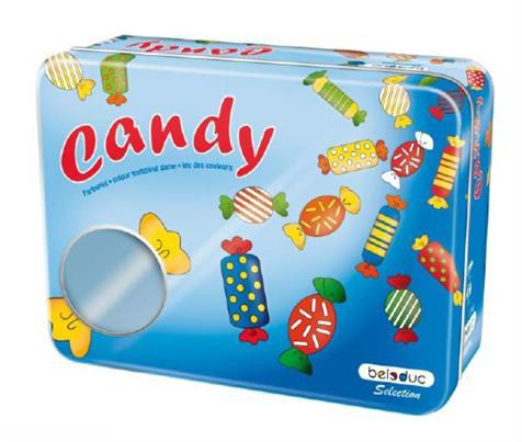 Joc Candy Metal Box 0