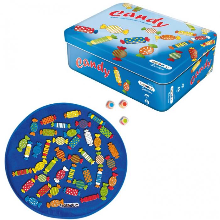 Joc Candy Metal Box 1