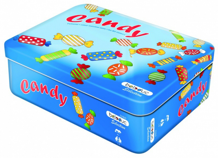 Joc Candy Metal Box [2]