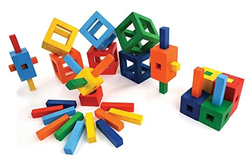 Joc de constructie IQ Twig - Fat Brain Toys [1]