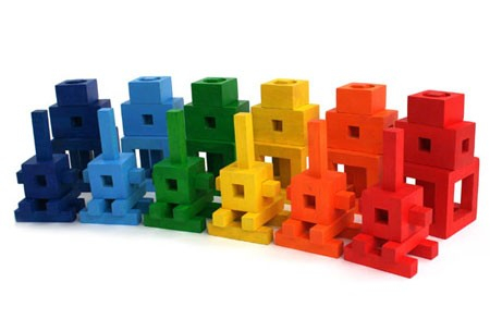 Joc de constructie IQ Twig - Fat Brain Toys [4]