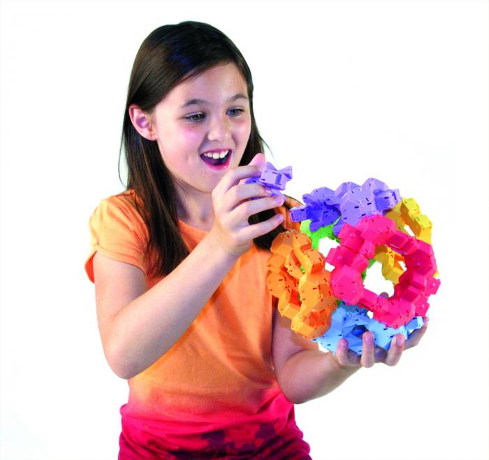 Joc de constructie Testoasele - Fat Brain Toys 12