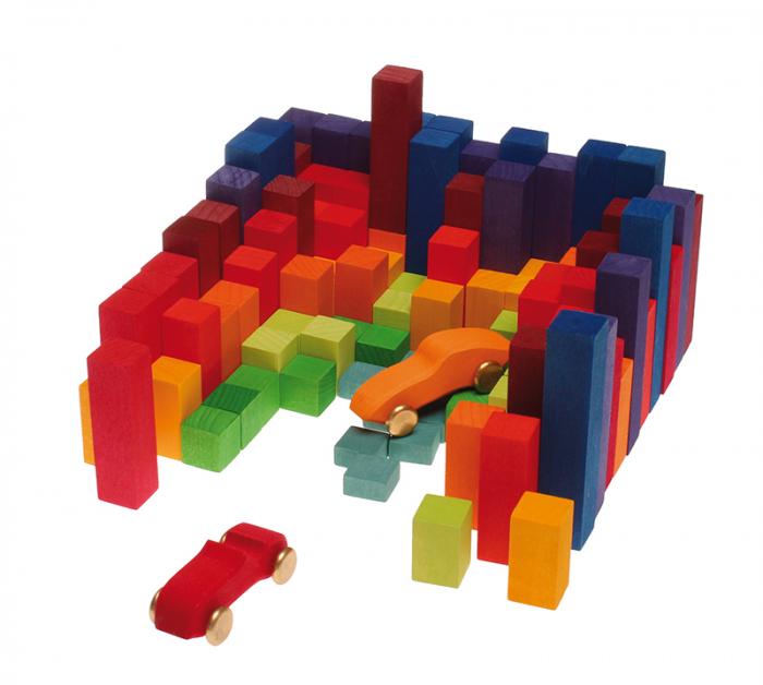 Joc de construit si numarat 3