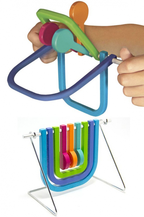 Joc de coordonare Balans - Fat Brain Toys 8
