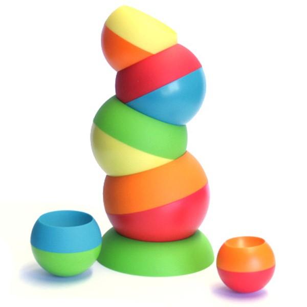 Joc de echilibru Tobbles - Fat Brain Toys 1