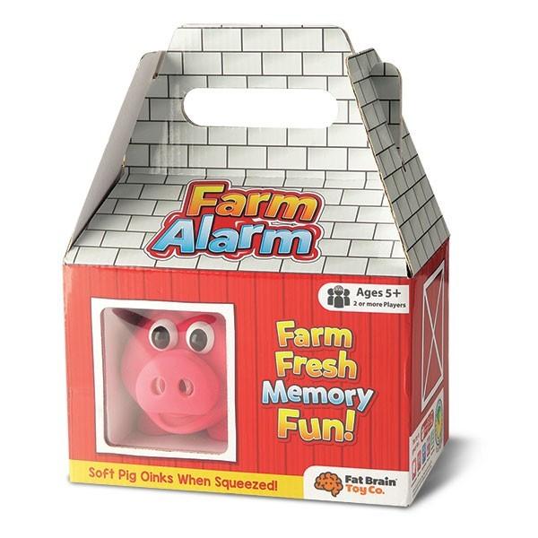 Joc de memorie Alarma la Ferma! 1