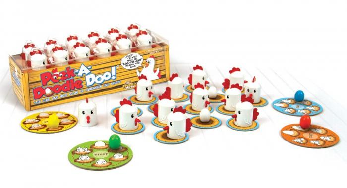 Joc de memorie Gainusele - Fat Brain Toys 5