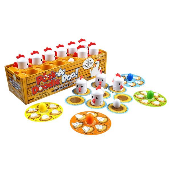 Joc de memorie Gainusele - Fat Brain Toys 0