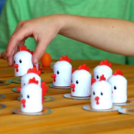 Joc de memorie Gainusele - Fat Brain Toys 10