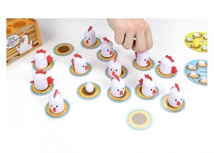 Joc de memorie Gainusele - Fat Brain Toys 6