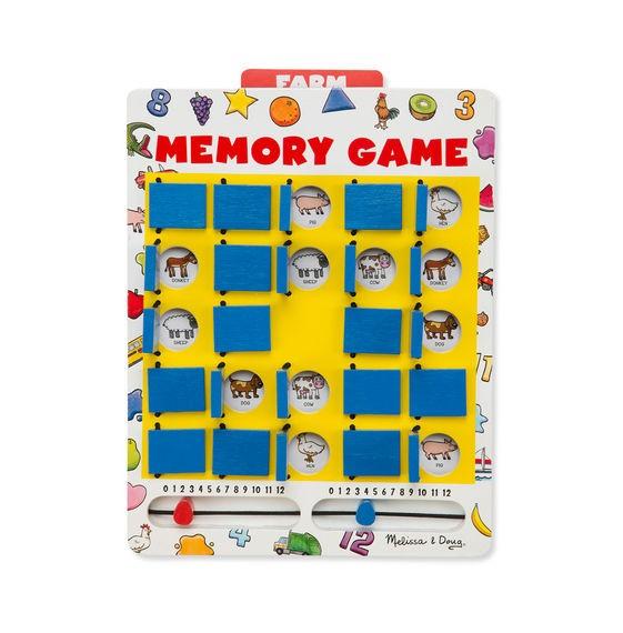 Joc de memorie Intoarce si castiga 3