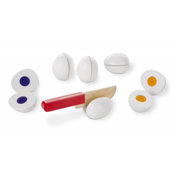 Joc de sortat din lemn Eggs [1]
