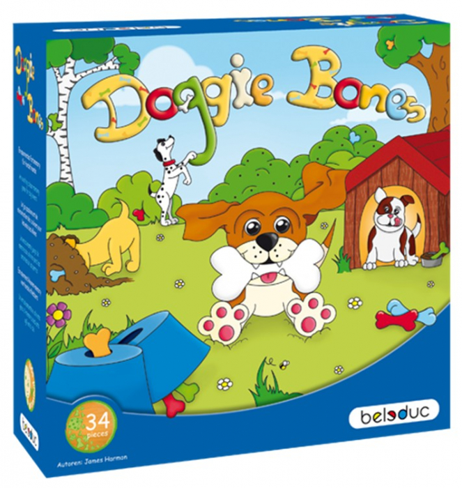 Joc Doggie Bones 0