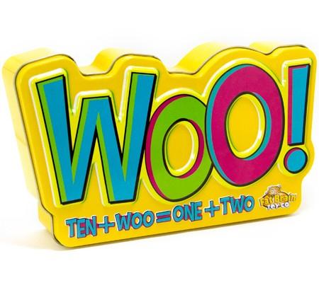 Joc educativ cu litere si numere Woo - Fat Brain Toys 3