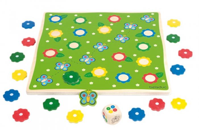 Joc Florile Colorate 3