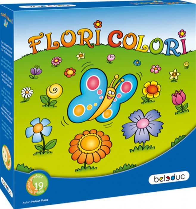 Joc Florile Colorate 0