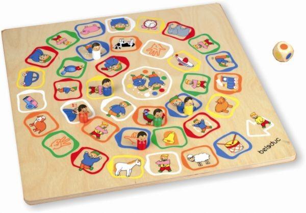 Joc Imita - Dezvolta spiritul de competitie si comunicarea [1]