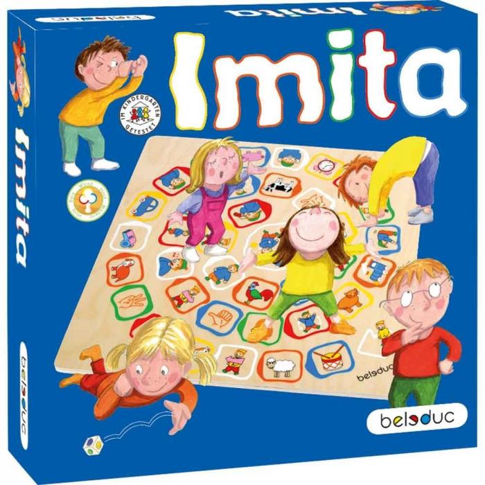 Joc Imita - Dezvolta spiritul de competitie si comunicarea [0]