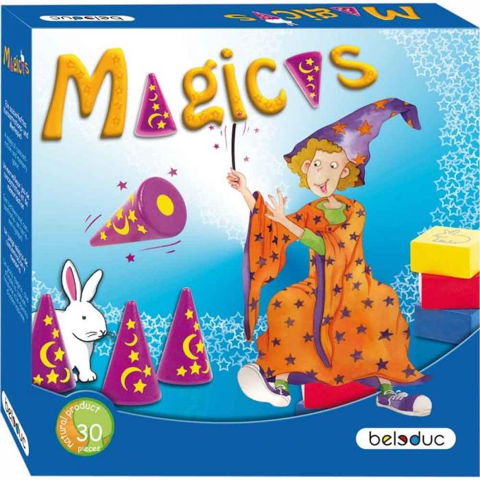 Magicus - Joc dezvoltare comunicare si socializare 0