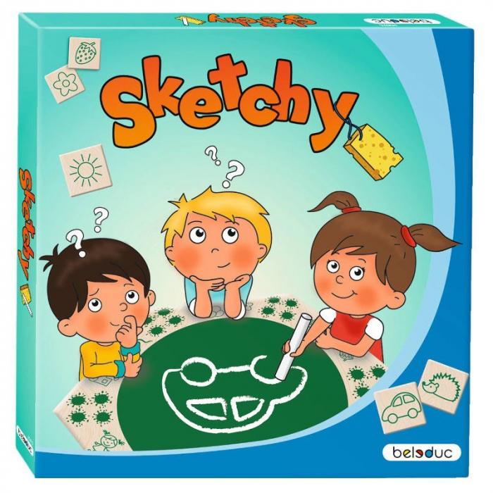 Joc pentru dezvoltarea imaginatiei Sketchy [0]