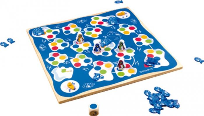 Joc Pinguinii Calatori 1