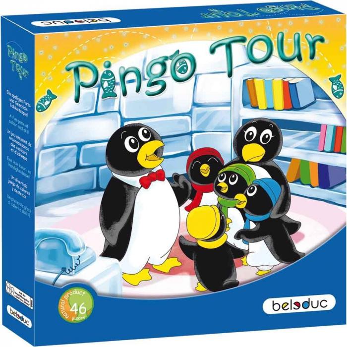 Joc Pinguinii Calatori 0