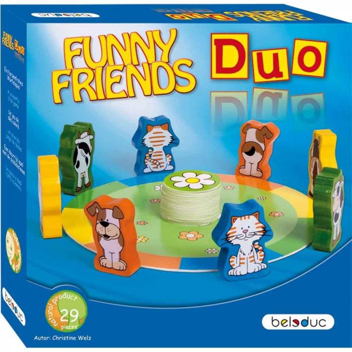 Joc Prietenii Veseli Duo 0