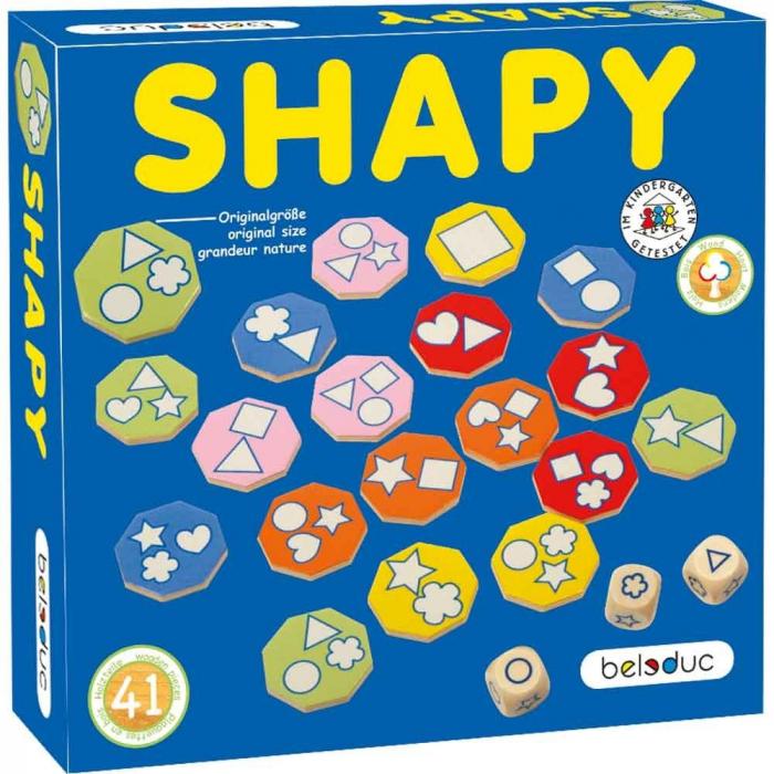 Joc Shapy - Dezvoltare spirit de observatie si reactie [0]