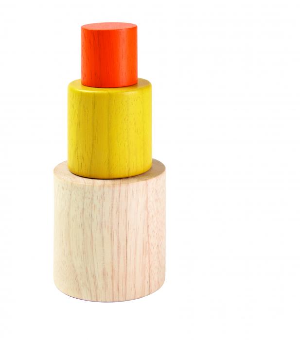 Joc tip Montessori cu Cilindrii [0]