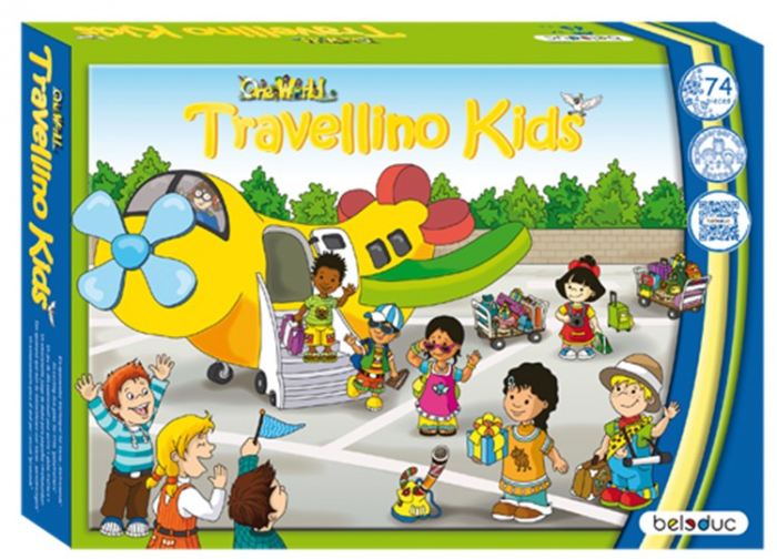 Joc Travellino Kids 0