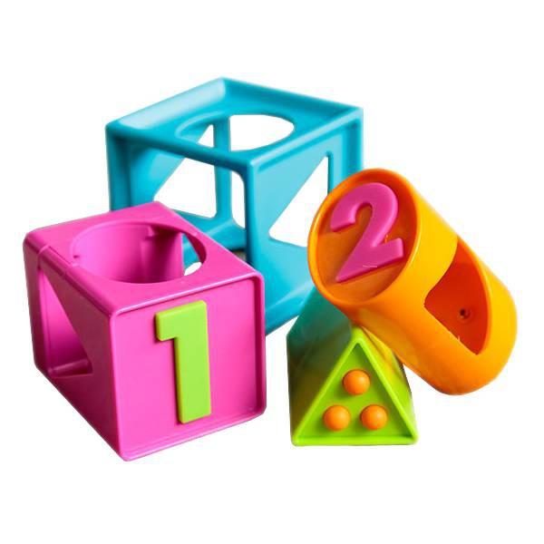 Jucarie bebe Cubul inteligent [0]