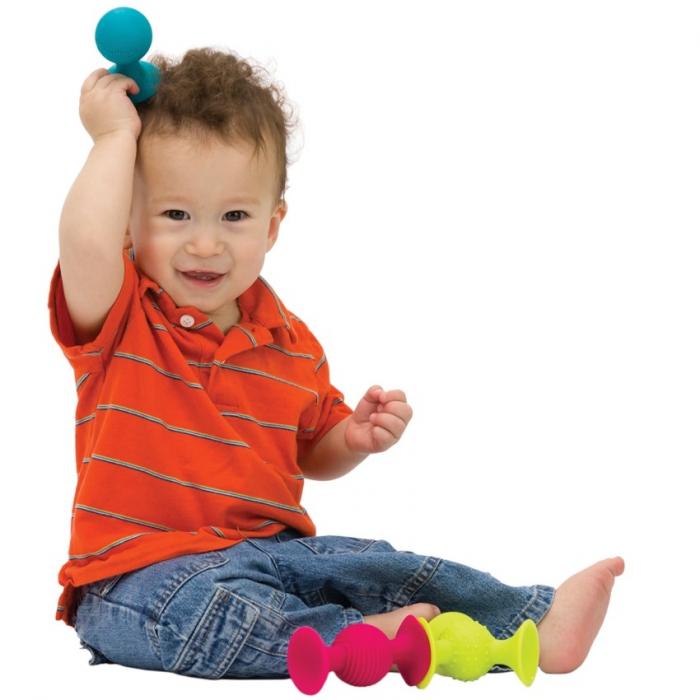 Jucarie bebelusi pipQsuigz - Fat Brain Toys 5