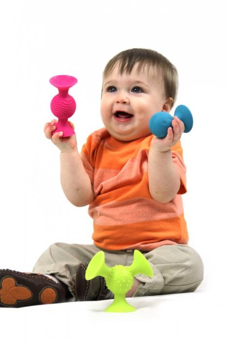 Jucarie bebelusi pipQsuigz - Fat Brain Toys [8]