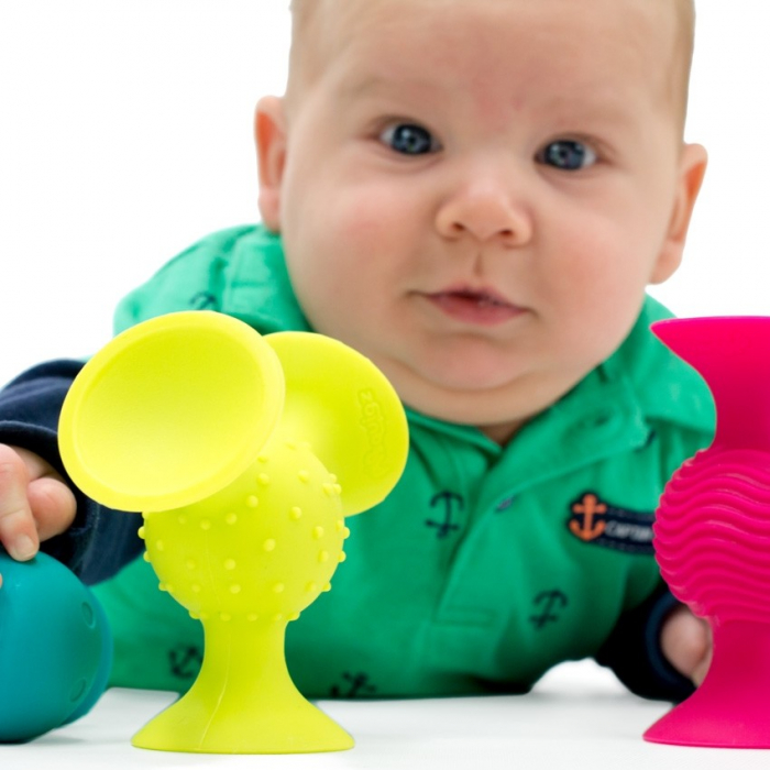Jucarie bebelusi pipQsuigz - Fat Brain Toys 6
