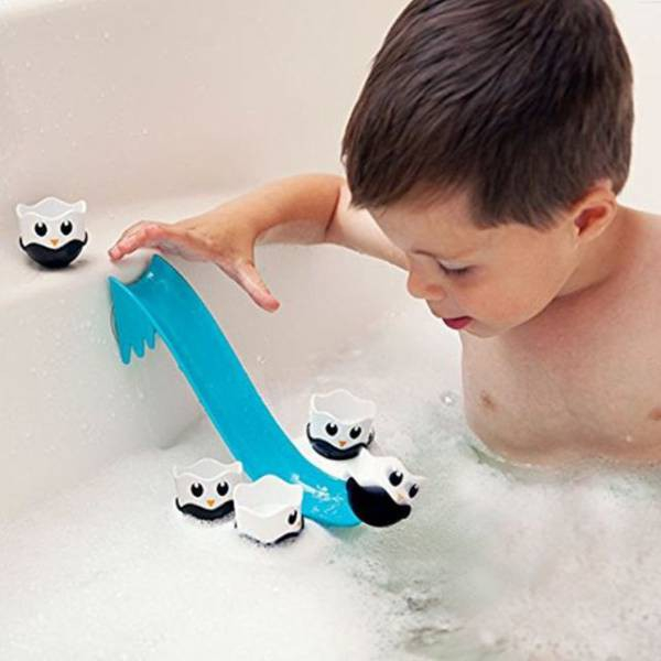 Jucarie de baie Petrecerea Pinguinilor 0