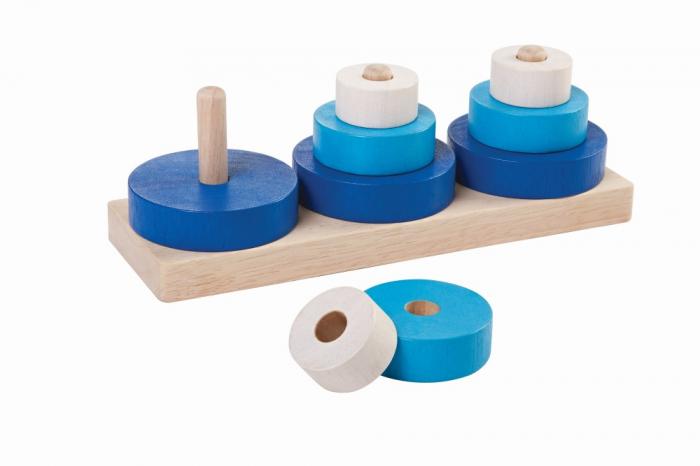 Jucarie Montessori cu Discuri [0]