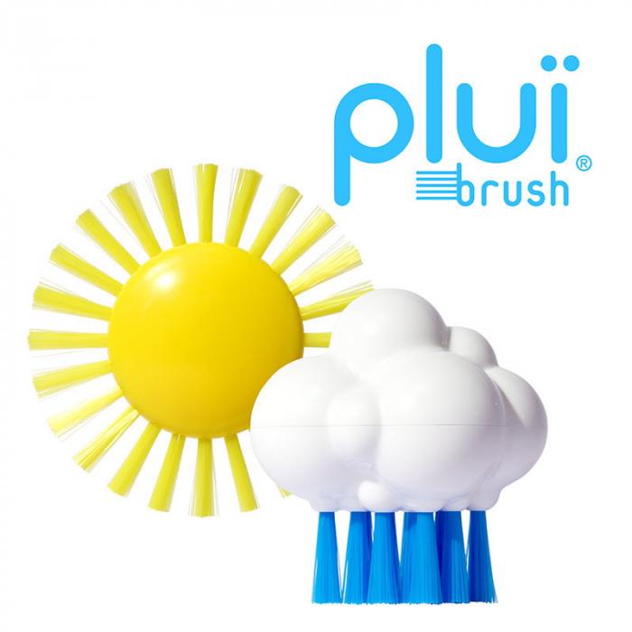 Jucarie senzoriala Periuta Cloudy Brush 2