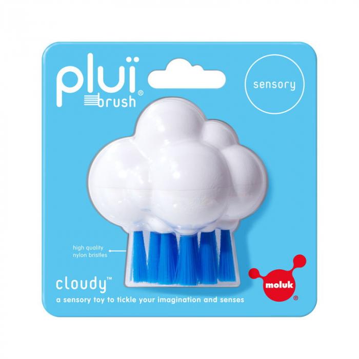 Jucarie senzoriala Periuta Cloudy Brush 0